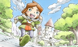XSEED Games is Teasing a PoPoLoCrois Farm Story Localization