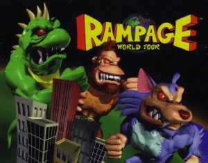 Dwayne Johnson to Star in a Live-Action Rampage Movie