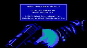 Retro City Rampage is Coming to MS-DOS Computers
