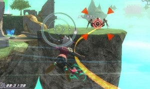 Learn More About the World, Characters, and Gameplay of Rodea the Sky Soldier