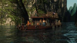 If You Want a Truly Open World Shenmue III, the Kickstarter Must Reach $10 Million
