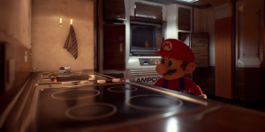 Mario Looks Pretty Awesome in Unreal Engine 4