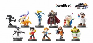 Mr. Game & Watch, Ryu, Roy, and More Amiibo are Confirmed