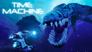 Time Machine is a VR Game That Mixes Pokemon Snap and Dinosaurs