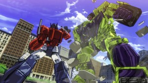 A Cel-Shaded Transformers Fighter, Transformers: Devastation, is Leaked Prior to E3 2015