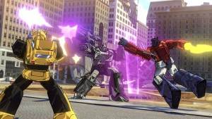 Transformers Devastation Officially Confirmed by Platinum Games