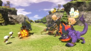 World of Final Fantasy is Reminiscent of Jade Cocoon