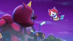 Here's a New Trailer for Yo-Kai Watch Busters
