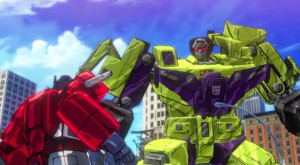 New Gameplay Trailer For Transformers Devastation Released