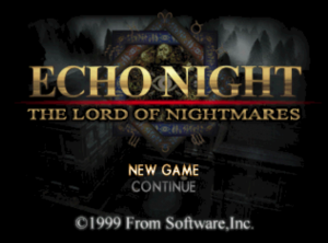 From Software's Echo Night: Lord of Nightmares Finally Translated
