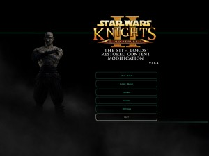 KOTOR 2 Gets Surprise Update On Steam, Mod Support And Widescreen Option Added