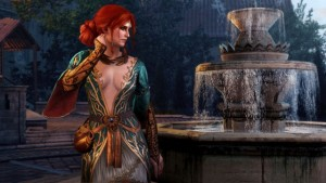 Witcher 3's Triss Merigold Romance About To Change, Thanks To Fan Feedback