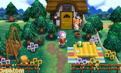 Animal Crossing Happy Home Designer Preview, 7-11 and Monster Hunter on