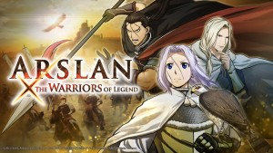 Arslan: The Warriors of Legend is Coming West in Early 2016 Across PS3, PS4, and XB1