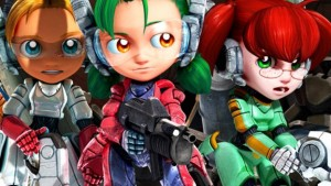 Get a Look at the Insane Mega Weapons in Assault Android Cactus