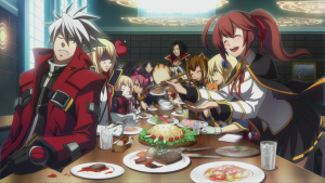 BlazBlue: Chrono Phantasma Extend Coming to Europe in 2015 on PS4, XB1, and PS Vita