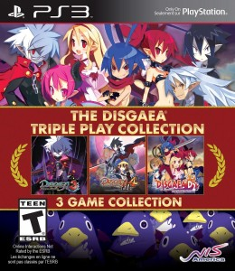 Disgaea Triple Play Collection is Heading to North America in September