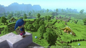 Dragon Quest Builders Gameplay and Story Detailed