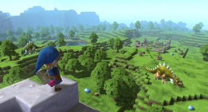 Square Enix Announce Dragon Quest Builders, a Minecraft-like, Block-Making RPG
