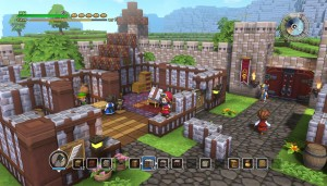 Debut Gameplay for Dragon Quest Builders is Revealed