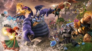 Best Buy Lists Western Release for Dragon Quest Heroes II