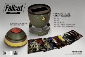 Fallout Anthology is Announced for PC