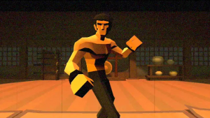 Dynamighty's Lastest Game, Fingers of Fury, Channels 1970s Kung-Fu Movies