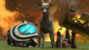"""Goat Simulator Comes to PS3, PS4 with Authentic """"GoatVR"""" Experience"""