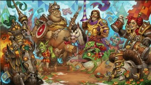 The Grand Tournament Expansion is Announced for Hearthstone