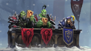 The First Legendary Card for Hearthstone's Grand Tournament is Revealed