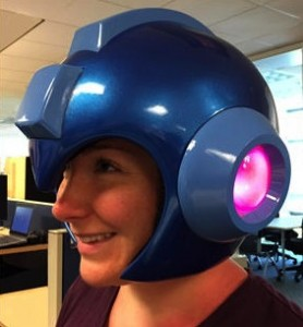 Official Wearable Mega Man Helmet is Revealed, Now Available for Pre-Order
