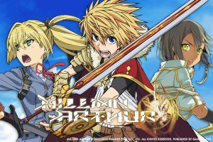 Square Enix's Million Arthur Card Game is Now Available Worldwide