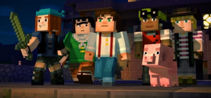 The Debut Trailer for Minecraft: Story Mode is Here