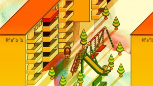 """PixelJunk Eden Composer Reveals the """"Love Adventure"""" Game, Muse: Together is the New Alone"""