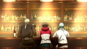 Three Ray Gigant Trailers Showcase Each of the Protagonists