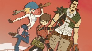 Here's a Concept of What Gameplay in Comcept's Red Ash Will Look Like