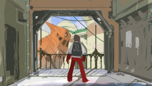 Red Ash Gets a Playstation 4 Stretch Goal at $1 Million