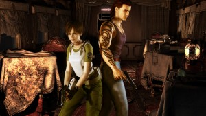 Capcom Shows Off Footage Comparing Early Resident Evil 0 Prototype to HD Remaster