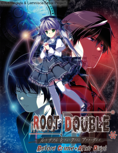 The Nuclear Meltdown Visual Novel, Root Double: Before Crime * After Days, is Coming West