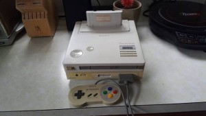 A Prototype of the Original Sony-Produced SNES Disc Add-on is Discovered