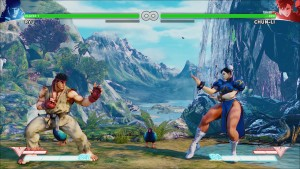 Forgotten Waterfall Stage Revealed for Street Fighter V, Inspired by New Zealand