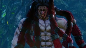 Street Fighter V's Latest Character, Necalli, has Dreadlocks to Die For