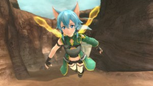 Pre-Order Sword Art Online: Lost Song and Get Re: Hollow Fragment for Free
