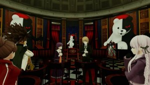 "Sony announces new Project Morpheus Technical Demo, ""Cyber Danganronpa VR: Class Trial"""