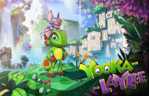 Team17 to Publish Yooka-Laylee, Retail Version is a Possibility