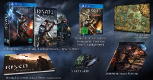 Risen 3 Enhanced Edition Receives Collector's Edition With Tons of Goodies