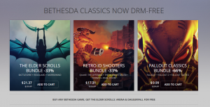 Bethesda Titles Debut On GOG, Arena & Daggerfall Free With Purchase