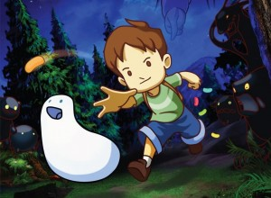 "A Boy and His Blob is Getting a New Game for ""All Next Generation Consoles"""
