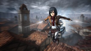 Koei Tecmo's Attack on Titan Game Launching in Japan on February 18, 2016