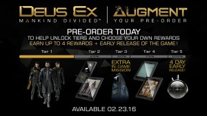 Deus Ex: Mankind Divided is Launching on February 23